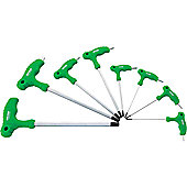 Acor P-Handle Allen Key: 2.5mm x 100mm Green.