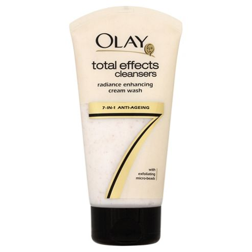 Olay Total Effects Radiance Cream Wash 150Ml