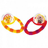 Sassy Flip and Grip Rattle