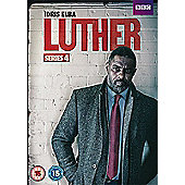 Luther Series 4 DVD