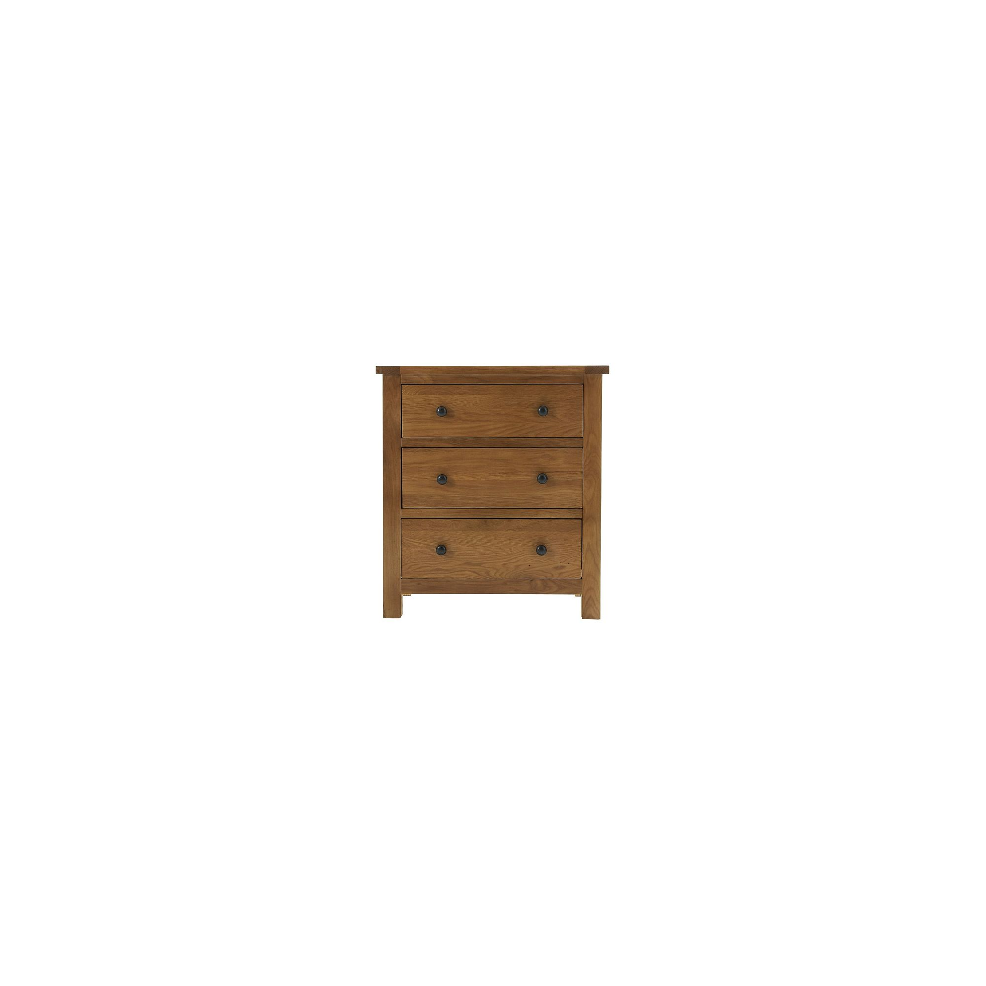 Thorndon Eden 2 Over 3 Drawer Chest in Warm Oak at Tesco Direct