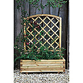 Timberdale Toulouse Planter