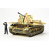Tamiya 32573 Flakpanzer Iv Mobelwagen 1:48 Military Model Kit