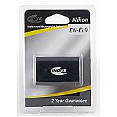 Nikon EN-EL9 Camera Replacement Battery