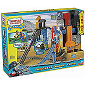 Thomas & Friends Take-n-Play Blue Mountain Quarry Playset