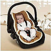 Clair de Lune HuggSnugg Pushchair/Car Seat Liner