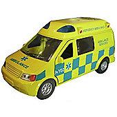 Teamsterz City Emergency Response Die Cast Vehicle - Ambulance