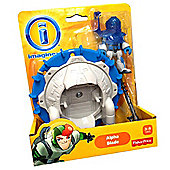 Fisher Price Imaginext Space Alpha Blade