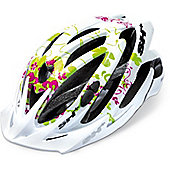 SH+ Speedy Helmet: Flower Green S/M.