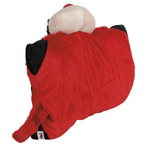 Pillow Pets Ladybird Soft Toy