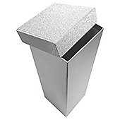 Silver Flitter Champers Box