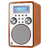 Roth DBT-001 DAB Radio with Bluetooth (Walnut)