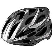 HardnutZ Silver Cycle Helmet