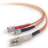Belkin Components Duplex LC/ST Fibre Optic Cable