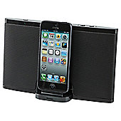 Technika SP213 iPhone 5 Speaker Dock Black