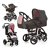 Hauck Malibu XL All in One Travel System - Birdie