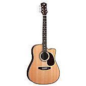 Luna AMD 50 Americana Classic Dreadnought Guitar