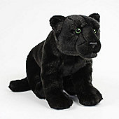 WWF Black Panther Soft Toy - 40cm