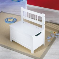 Interlink Denis Childrens Storage Bench