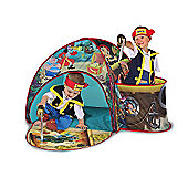 Jake and the Neverland Pirates Character Tent