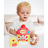 New ELC Boys and Girls Happyland Cupcake Cafe Toy From 18 months