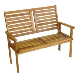 Royal Craft Napoli 2 Seater Bench