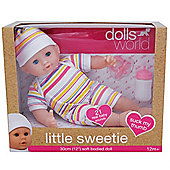 Dolls World Talking Little Sweetie