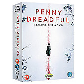Penny Dreadful: Season 1&2 DVD