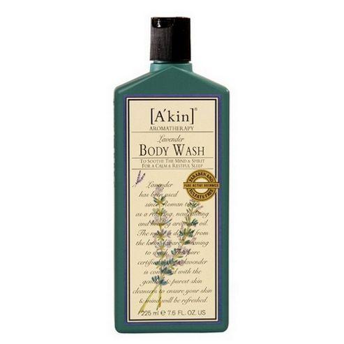 Aromatherapy Lavender Body Wash 225ml Shower Gel