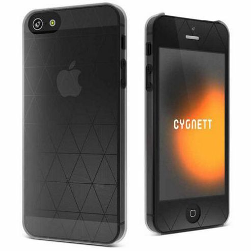 Cygnett Clear Polygon Ultra Slim Prism Case For 2012 Iphone 5 - Cy0856cppol