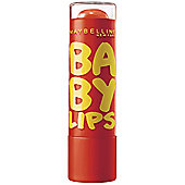 Maybelline Baby Lips Flavoured Lip Balm - Orange Burst
