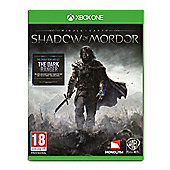 Middle Earth: Shadows of Mordor UK - Xbox One