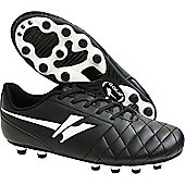 Gola Rey VX Firm Ground Football Boot - Black