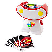Uno Roboto Interactive Wild Card Game