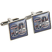30th Birthday Denim Collection Cufflinks