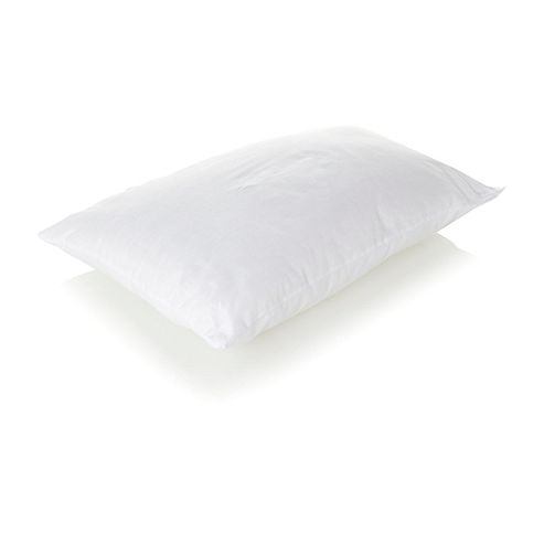 Cot Pillow Soft Polycotton Blend Hollow fibre Filling
