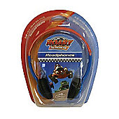 Little Star RRCH Roary The Racing Car Kids Headphones
