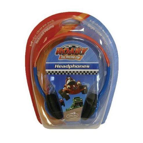 Little Star Roary The Racing Car Kids Headphones