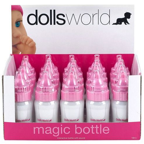 Dolls World Magic Bottle With Sound