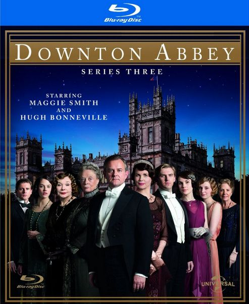 Downton Abbey - Series 3 - Complete (Blu-Ray Boxset)