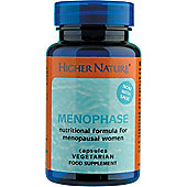 Higher Nature Menophase 90 Capsules