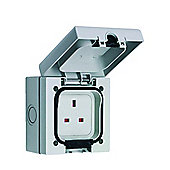SMJ Electrical IP66 13A Single Socket
