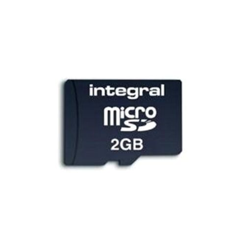 Integral 2GB MicroSD Memory Card