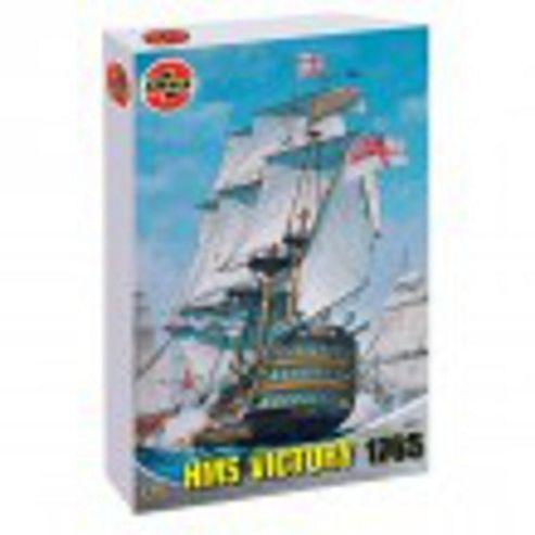 HMS Victory 1765 (A09252) 1:180