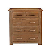 Kelburn Furniture Sasso 2 Over 3 Drawer Chest