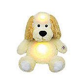 Snuggle Pets Puppy Lullabrites Plush Toy