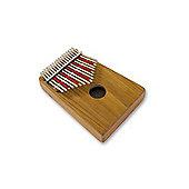 Percussion Plus PP500 Treble 17 Note Kalimba