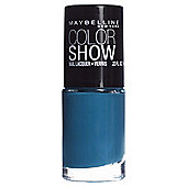 Maybelline Color Show Nail 654 Superpower Blue