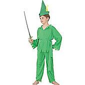 Hunter - Child Costume 7-8 years