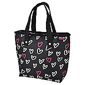 Polar Gear Hearts Tote Lunchbag